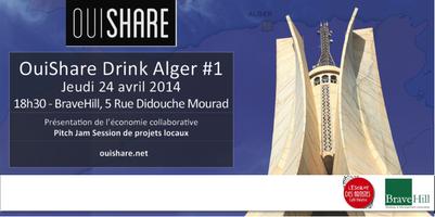OuiShare Drink Alger #1