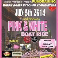 PINK & WHITE BOAT RIDE
