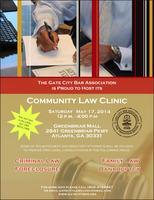 COMMUNITY LAW CLINIC - Volunteer Registration