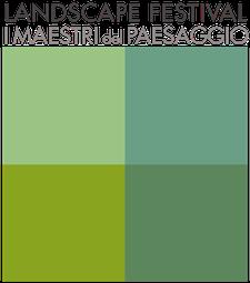 Landscape Festival - I Maestri del Paesaggio logo