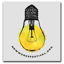 The Cohen New Works Festival logo
