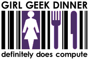 Bay Area Girl Geek Dinners logo
