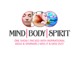 Mind Body Spirit Fayre -Belfast - RESCHEDULED
