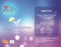 """YC Cocktail """"Progetti, pallone e business: il Project..."""
