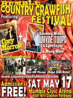 Humble Country Crawfish Festival
