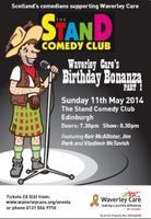 Waverley Care's Comedy Birthday Bonanza - Part 1