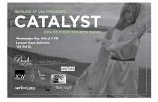 Hemline @ LSU Presents: Catalyst