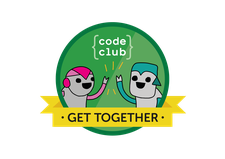 Code Club Get Togethers logo