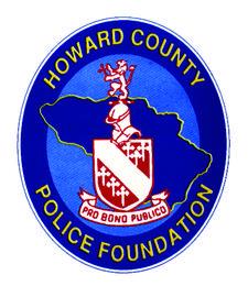 Howard County Police Foundation logo