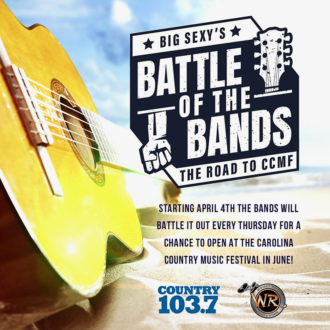 Big Sexy's Battle Of The Bands 2019 - Week 4