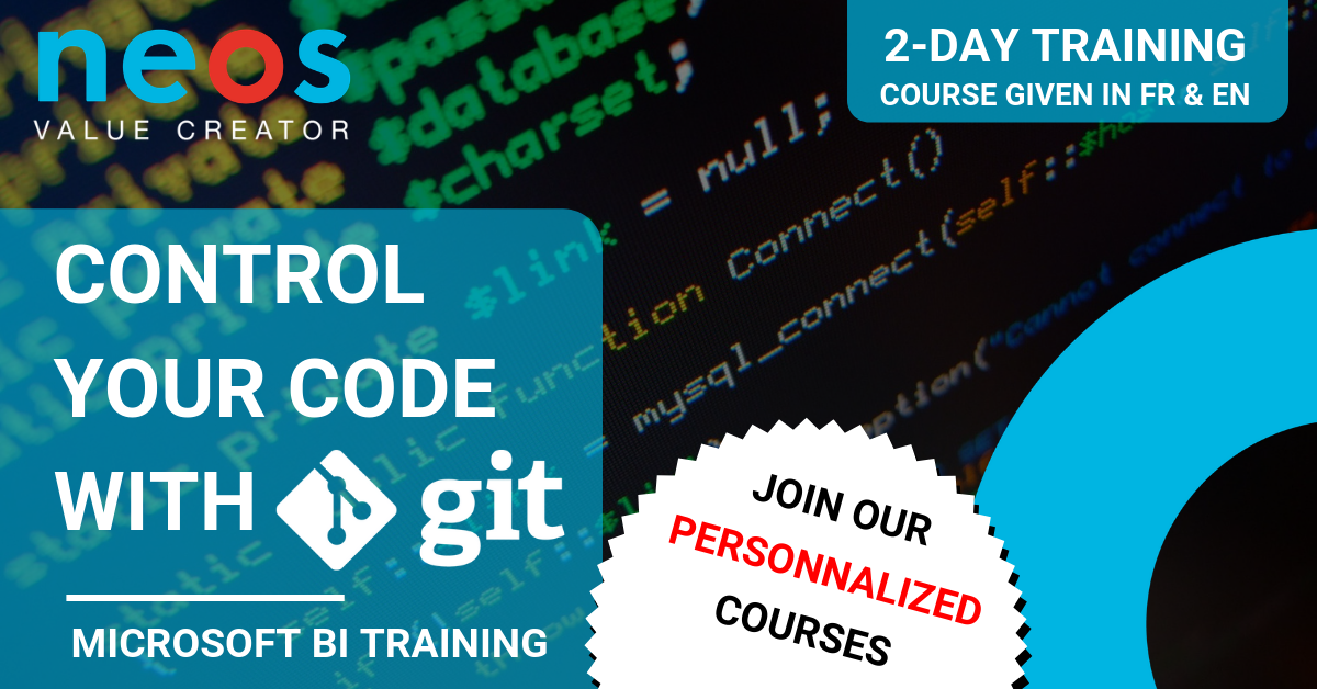 MSBI Training : Control your Code with Git