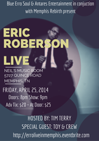 Eric Roberson Live in Memphis