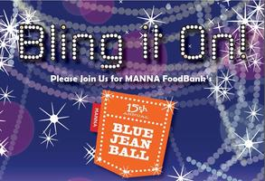 MANNA FoodBank's Blue Jean Ball