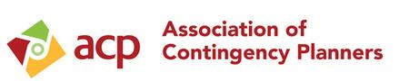 Association of Contingency Planners (ACP) SF Chapter...