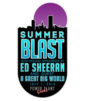 Summer Blast with Special Appearance by Ed Sheeran