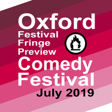 Oxford Festival Fringe Preview Comedy Festival  logo