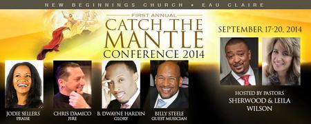 First Annual CATCH THE MANTLE CONFERENCE 2014