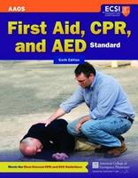 First Aid w/ Adult, Child, Infant CPR and AED (SF)