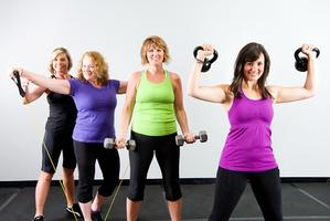 Boot Camp & Live Insanity Classes