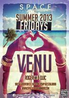 Signature Fridays @ Venu Boston