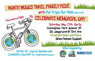 Northwoods Family Trail Ride