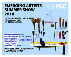 Emerging Artists Summer Show 2014