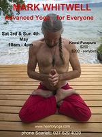 Mark Whitwell Advanced Yoga for Everyone