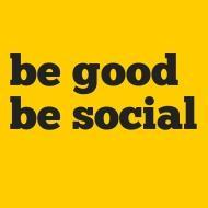 Be Good Be Social - Glasgow  3rd July 2014