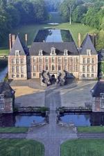Château de Courances logo