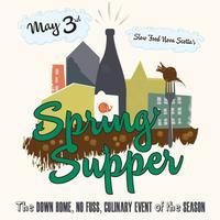 5th Annual Slow Food Nova Scotia Spring Supper