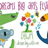 Dream Big With me now; Arts Festival supply drive