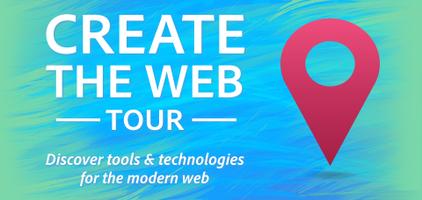 LX CreateTheWeb Tour