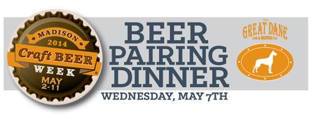 Beer Pairing Dinner