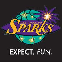 Los Angeles Sparks Preseason Game