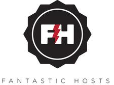 The Fantastic Hosts logo