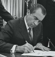 President Nixon's Transformation of the National...