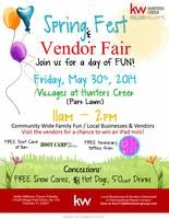 Spring Fest Vendor Fair