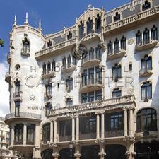 Hotel Casa Fuster logo