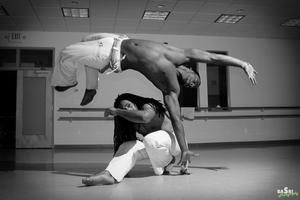 Sinha Capoeira Beginners Class