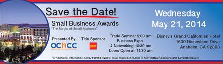 "Small Business Awards ""The Magic of Small Business""..."