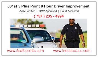 DRIVER IMPROVEMENT VIRGINIA BEACH VA