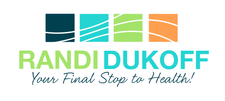 Randi Dukoff... Your Final Stop To Health  logo