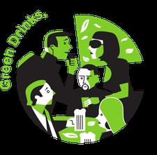 Green Drinks Kitchener Waterloo Cambridge logo