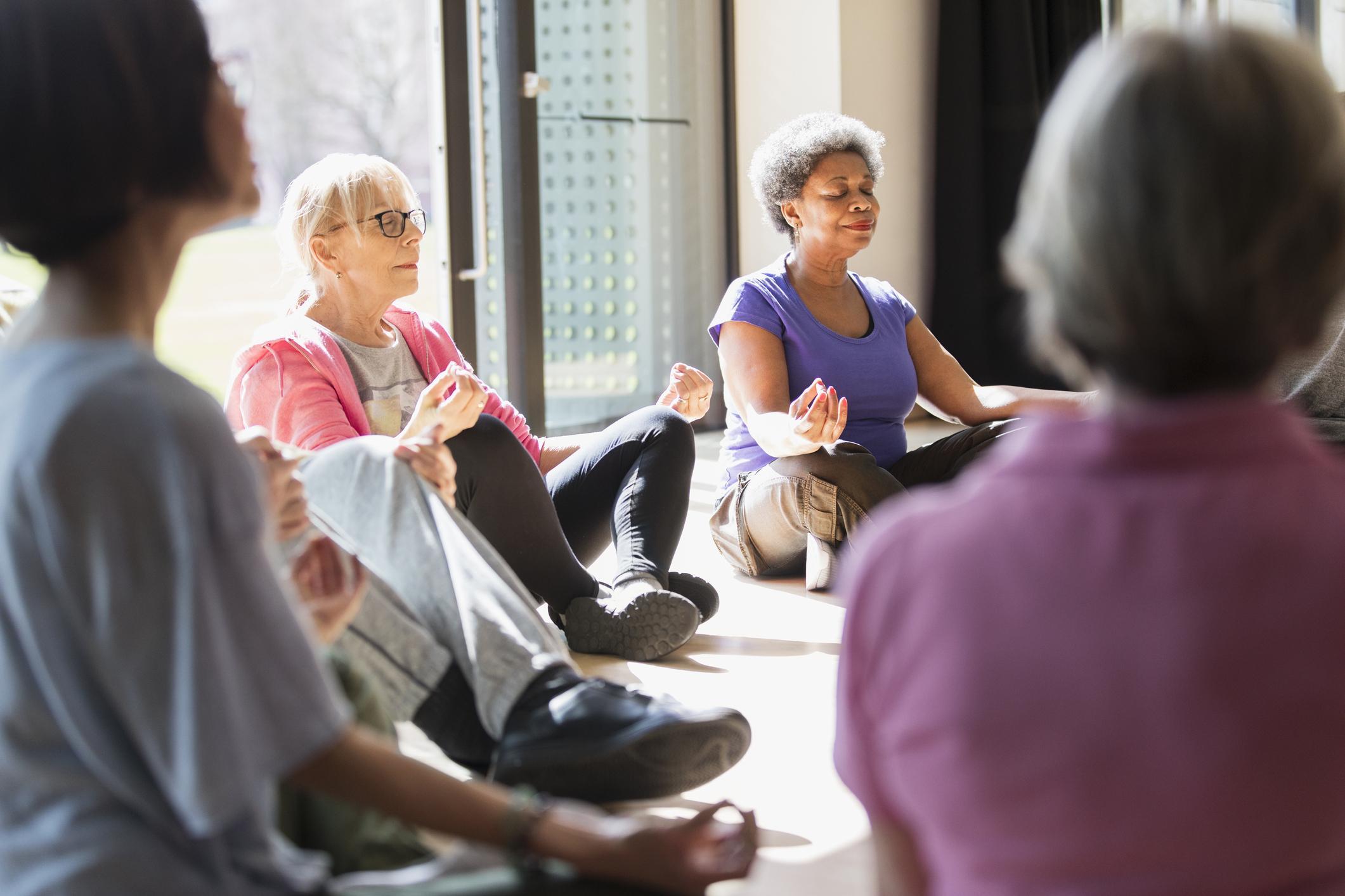 Heartfullness Meditation Class @ Dennis Johnson Library