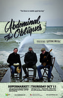 """Abdominal & The Obliques launch """"Sitting Music"""""""