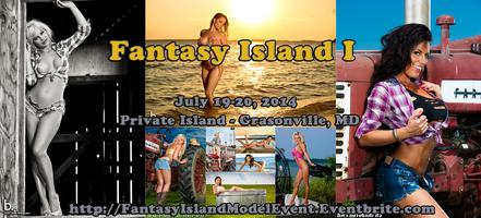 Fantasy Island I - Glamour and Artistic Nude Model...