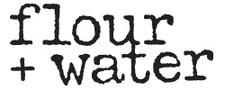 flour + water logo