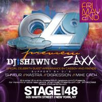 CL9 PREVIEW FT. Zaxx + Shawn G & More...