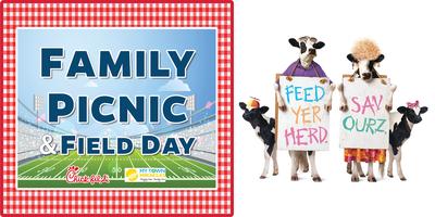 4th Annual Chick-fil-A Family Picnic & Field Day