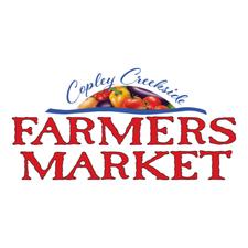 Copley Creekside Farmers' Market logo